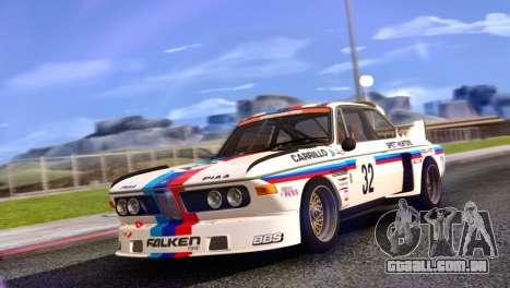HardCore ENB para GTA San Andreas segunda tela