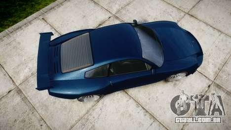 Pfister Comet GT v3.0 para GTA 4 vista direita