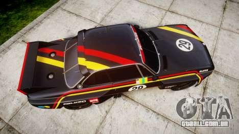 BMW 3.0 CSL Group4 [29] para GTA 4 vista direita
