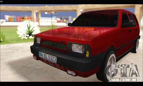 Tofas Kartal (EL 34 5323) para GTA San Andreas