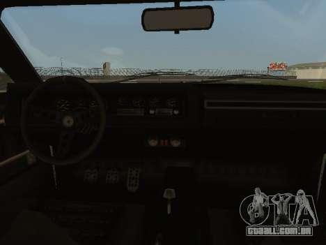 GTA 5 Bravado Gauntlet para o motor de GTA San Andreas