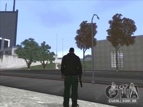 Agradável ColorMod para GTA San Andreas segunda tela