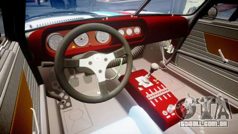 BMW 3.0 CSL Group4 [28] para GTA 4 vista interior