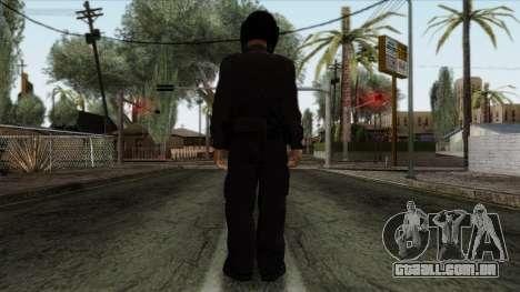 GTA 4 Skin 40 para GTA San Andreas segunda tela