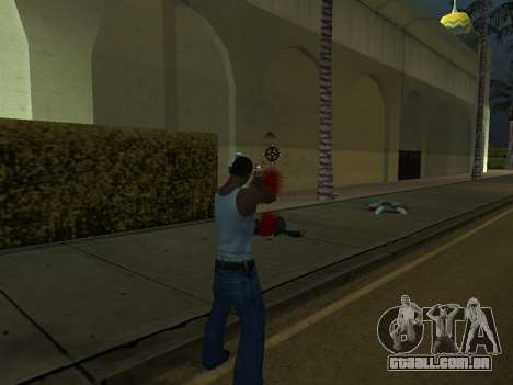 New Effects Pack White Version para GTA San Andreas oitavo tela