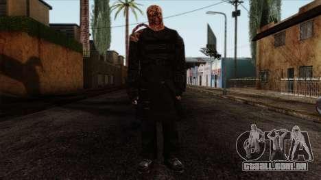 Resident Evil Skin 9 para GTA San Andreas