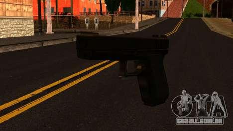 Pistol from GTA 4 para GTA San Andreas