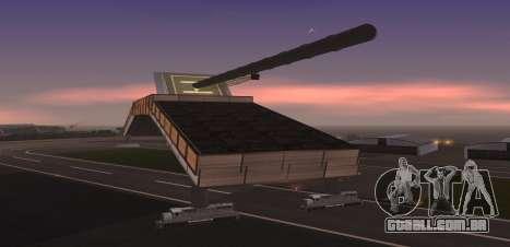 Landkreuzer P. 1500 Monster for SA:MP para GTA San Andreas terceira tela