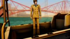 Dynasty Warriors 8 XLCE Li Dian DLC para GTA San Andreas