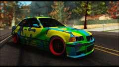 BMW M3 E36 Camo Style