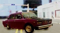 VAZ 2105 de Combate Clássico para GTA San Andreas