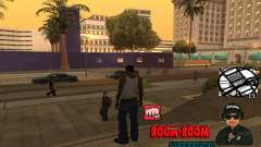 C-HUD Boom-Boom para GTA San Andreas