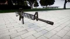 O M16A2 rifle [óptica] sibéria