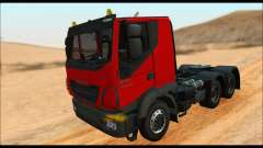 Iveco Trakker 2014 (IVF & ADD) para GTA San Andreas