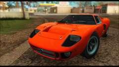 Ford GT40 MKI 1965