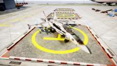 McDonnell Douglas FA-18 Hornet para GTA 4
