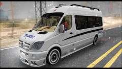 Mercedes Benz Sprinter Okul Tasiti V2 para GTA San Andreas