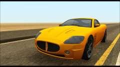 Ocelot  F620 (GTA V)