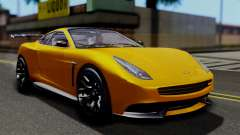 GTA 5 Dewbauchee Massacro Racecar SA Mobile
