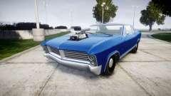 GTA V Albany Buccaneer Little Wheel