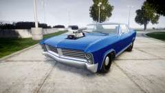 GTA V Albany Buccaneer Little Wheel para GTA 4