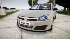 Vauxhall Astra 2009 Police [ELS] Unmarked