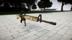 O M16A2 rifle [óptica] nevada