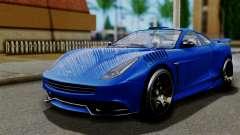 GTA 5 Dewbauchee Massacro Racecar