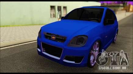 Chevrolet Celta Spirit VHC-E 2011 para GTA San Andreas