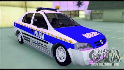 Chevrolet Astra Policia Vial Bonaerense para GTA San Andreas