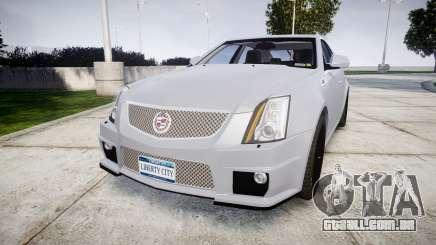 Cadillac CTS-V 2010 para GTA 4
