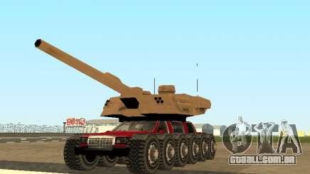 Tink Tank para GTA San Andreas