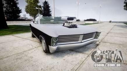 GTA V Albany Buccaneer paint2 para GTA 4
