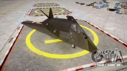Lockheed F-117 Nighthawk para GTA 4