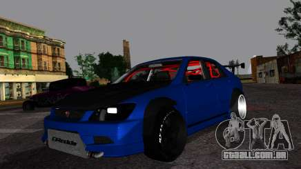 Toyota Altezza DC Hunter para GTA San Andreas