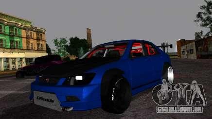 Toyota Altezza DC Hunter para GTA San Andreas
