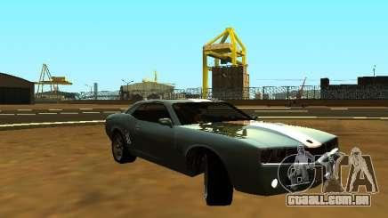 GTA 5 Bravado Gauntlet para GTA San Andreas