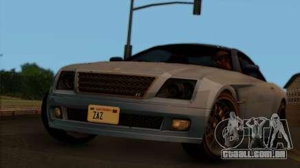 Schyster Fusilade Sport 1.0 (IVF) para GTA San Andreas
