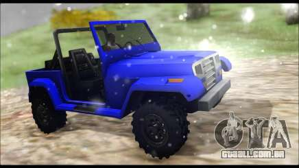 Mesa Off-Road para GTA San Andreas