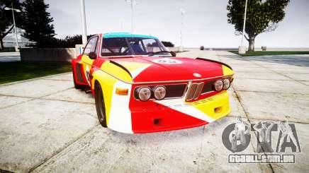 BMW 3.0 CSL Group4 1973 Art para GTA 4
