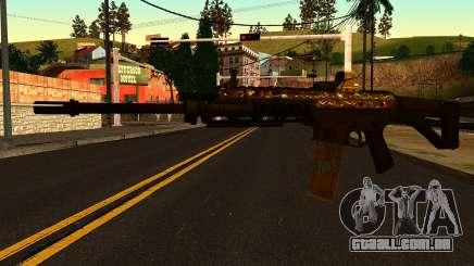 ACW-R from Battlefield 4 para GTA San Andreas
