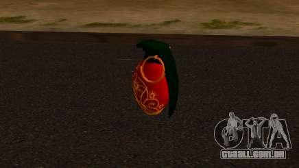 Natal Romã para GTA San Andreas