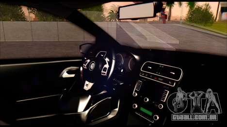 Volkswagen Polo para GTA San Andreas vista direita