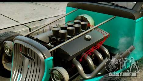 GTA 5 Hotknife GT para GTA San Andreas vista direita