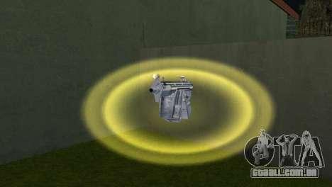 Mp5 Short para GTA Vice City terceira tela