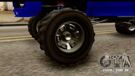 GTA 5 Vapid Sandking XL IVF para GTA San Andreas vista direita