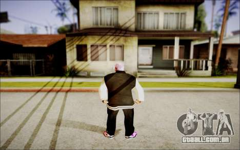 Ghetto Skin Pack para GTA San Andreas segunda tela