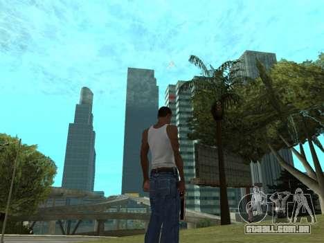 Não Attaleia vista para GTA San Andreas segunda tela