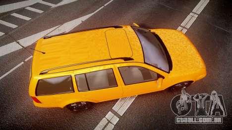 Volkswagen Golf Mk4 Variant para GTA 4 vista direita