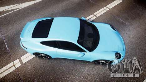 RUF RGT8 2014 para GTA 4